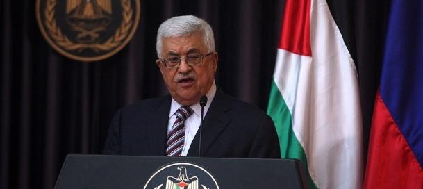 Abbas Meclis'te konuşacak