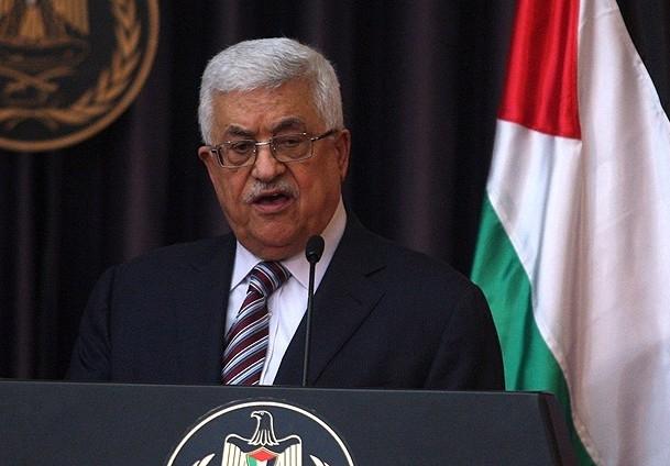 Abbas TBMM'de konuştu