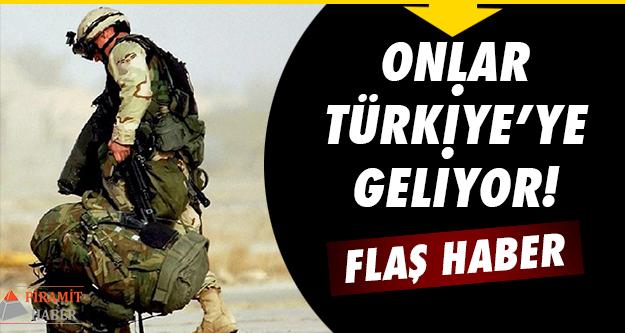 ABD askerleri Türkiye'ye neden geliyor?