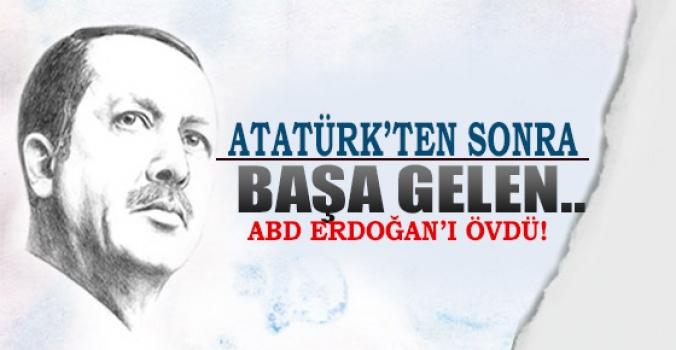 ABD Erdoğan'ı bakın kime benzetti