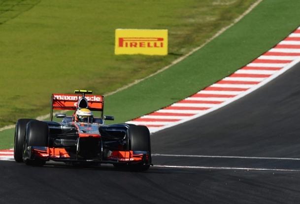 ABD Grand Prix'si Hamilton'un
