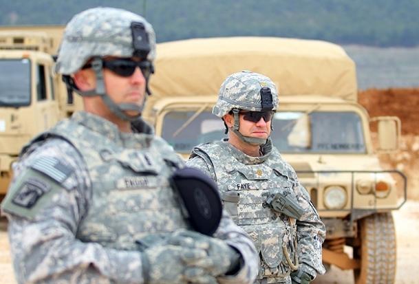 ABD Ürdün'deki personel sayısını artırıyor