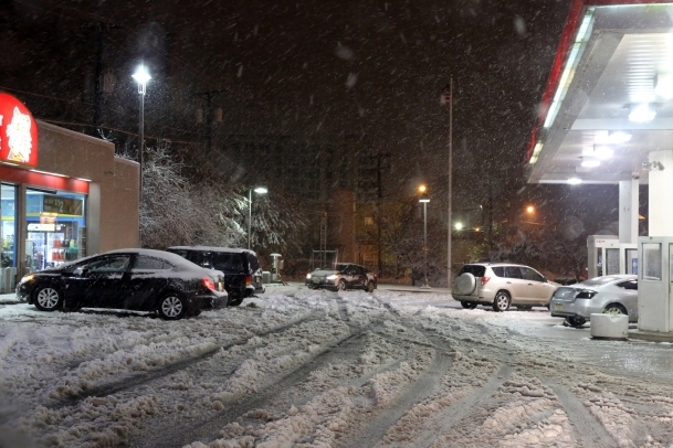 ABD'de kar yağışı ve tipi uyarısı
