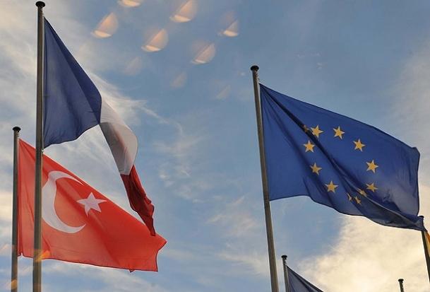 AB'den çözüm sürecine ve anayasa çalışmalarına destek