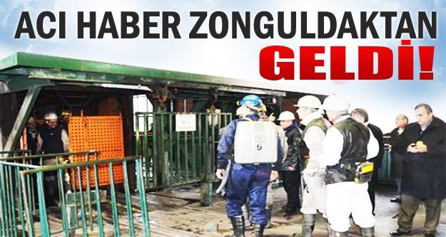 Acı haber Zonguldak'tan geldi!