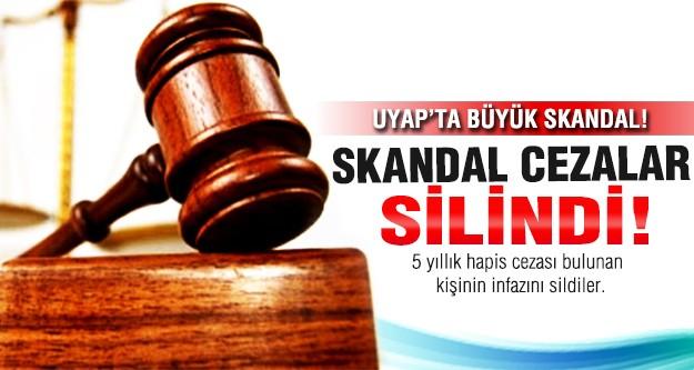 Adalet Bakanlığında büyük skandal!