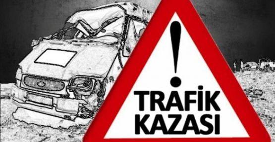 Adana'da bir kişi trafik kazası yüzünden karı kocayı silahla yaraladı