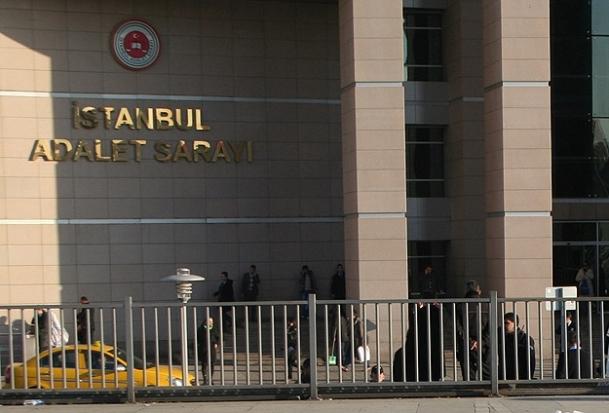 Adliye önünde basın açıklaması yasağı