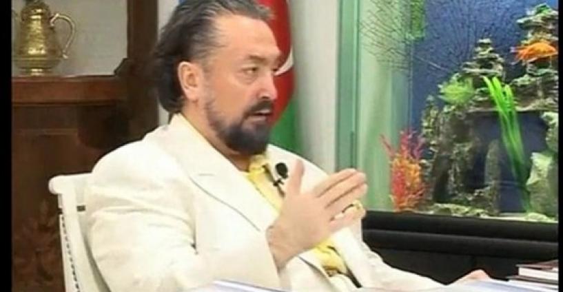 Adnan Oktar'dan Ergenekon hakkında şok açıklamalar