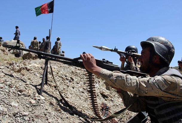 Afganistan Pakistan sınırında çatışma