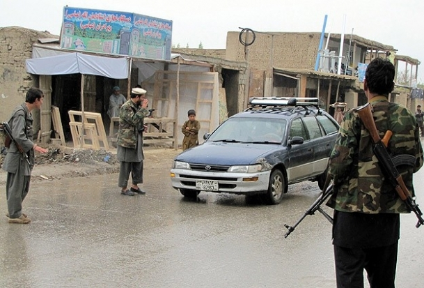 Afganistan'da rehin alınan 4 Türk serbest