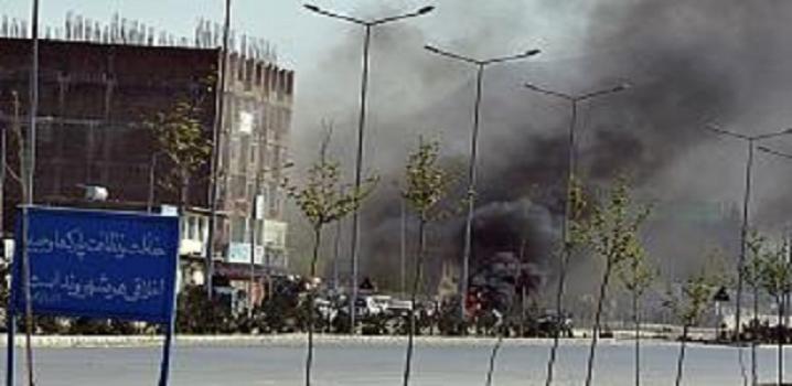 Afganistan'da Terör