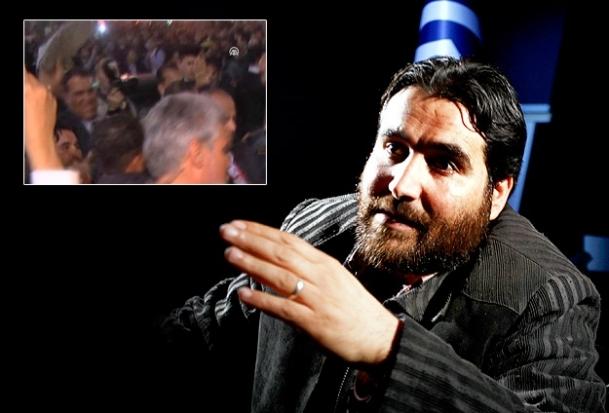 Ahmedinejad'a yine ayakkabı fırlatırım