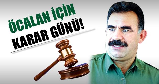AİHM Öcalan davası için karar verecek!