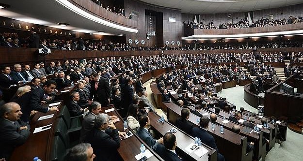 "AK Parti'den vekillere ""dershane"" bilgisi"
