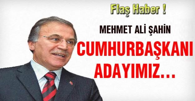 AK PARTİ Cumhurbaşkanı adayını Açıkladı