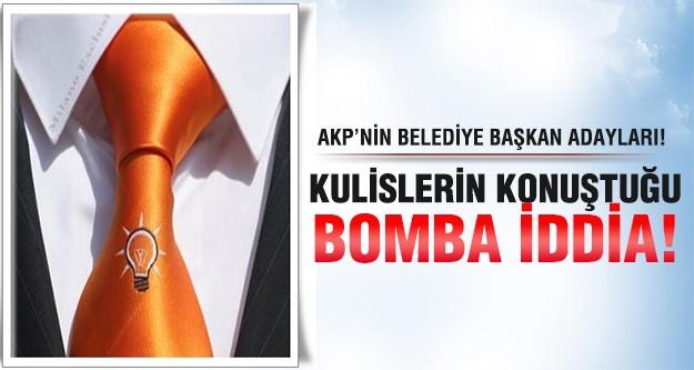 AK Parti kulisleri bu iddiayı konuşuyor!