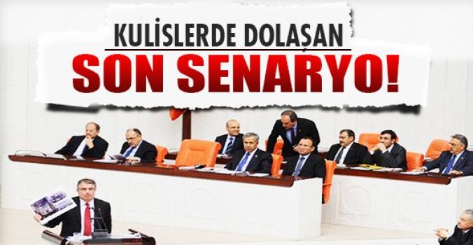 AK Parti kulislerinde bu senaryo konuşuluyor.