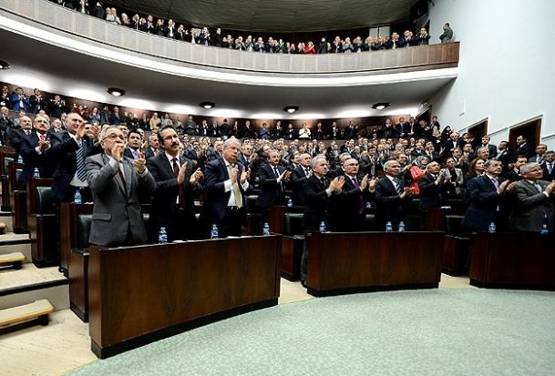 AK Parti milletvekillerinden Avrupa raporu