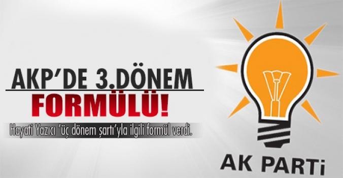 AK Parti'de 152. madde formülü