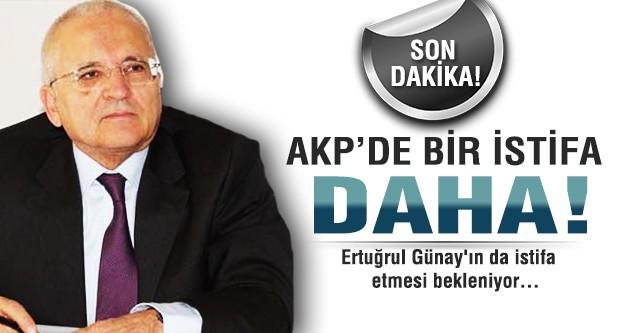 AK Parti'de bir istifa daha!