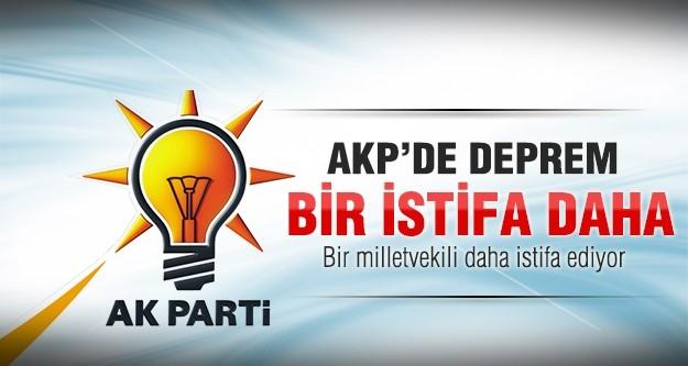 AK Parti'de bir milletvekili daha istifa etmesi bekleniyor!