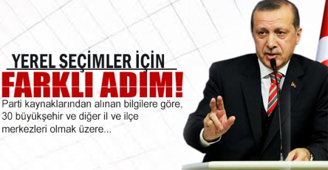 AK Parti'den farklı adım..
