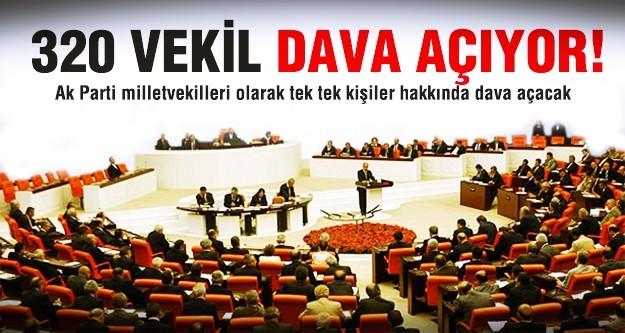 AK Partili vekiller o sözleri affetmedi...