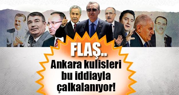 AK Parti'nin vekiller için konuşulan son senaryosu..