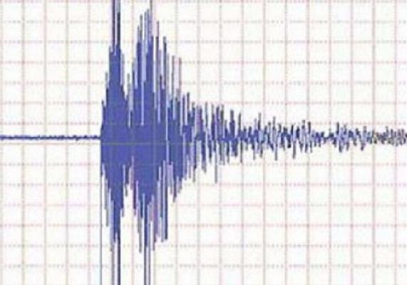 Akdeniz'de 6.0 büyüklüğünde Deprem