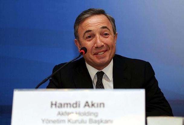 Akfen Holding Başkanı Finans Masası'na konuk olacak