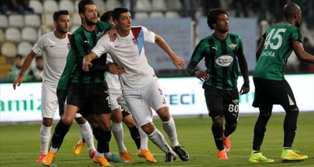 Akhisar Belediye 1-1 Trabzonspor