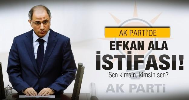 AKP'de deprem! Sözleri istifa getirdi!