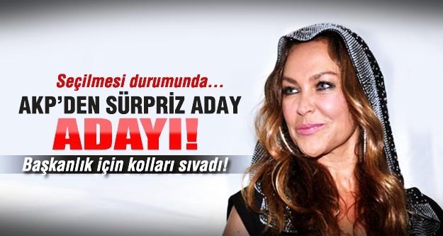 AKP'den aday oldu!