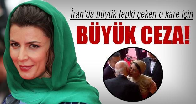 Aktris Leyla Hatemi için ne ceza verilecek?