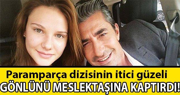 Alina Boz aşık oldu!
