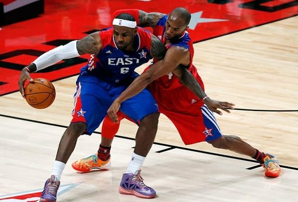 All-Star'ın galibi Batı Karması