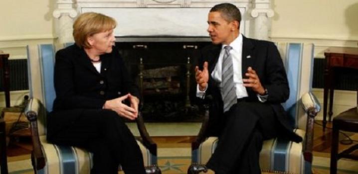 ''Almanya, ABD ile Aynı Yatakta''