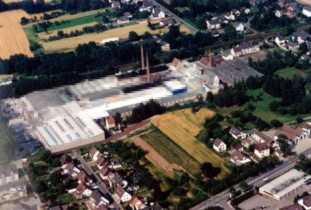 Almanya'da gıda fabrikasında kaza