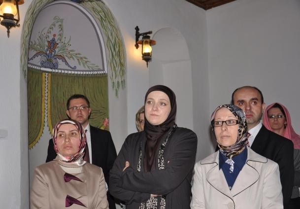 Amra Babic Bilecik'te