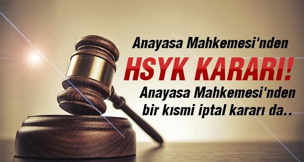 Anayasa Mahkemesi'nden ikinci karar?