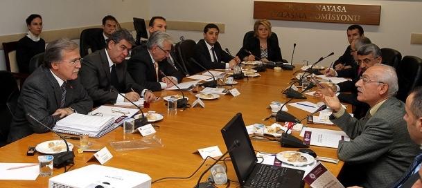Anayasa Uzlaşma Komisyonu  yılını doldurdu
