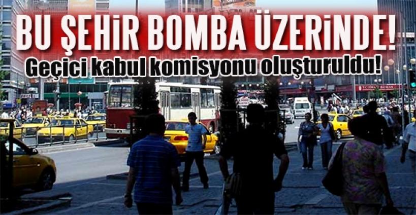 Ankara bomba üstünde