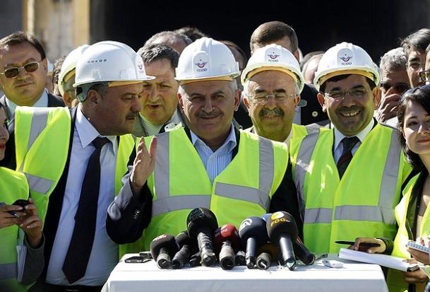 Ankara-İstanbul YHT hattı 29 Ekim'de hazır