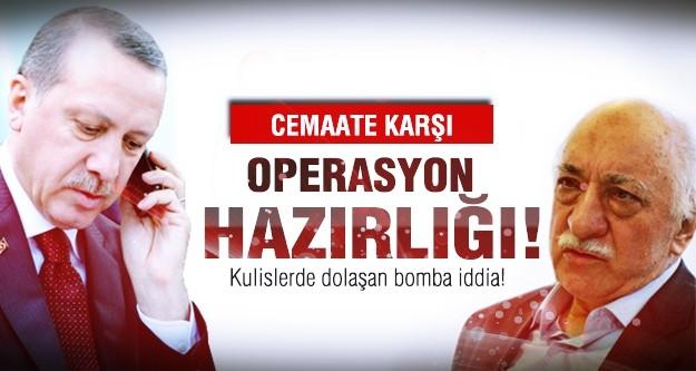 Ankara kulislerinde dolaşan bomba iddia!