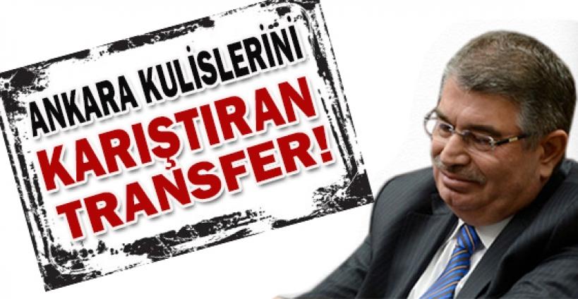 Ankara kulislerini karıştıran transfer iddiası