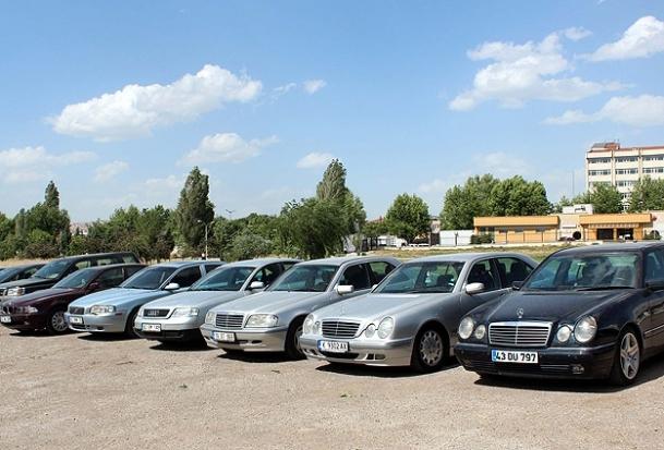 Ankara'da araç kaçakçılarına operasyon