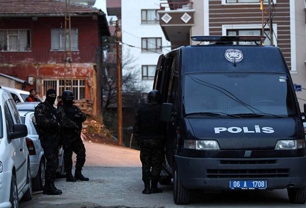 Ankara'da ''hırsızlık'' operasyonu
