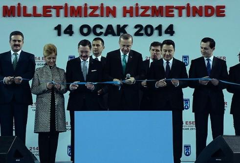 Ankara'ya 214 eser