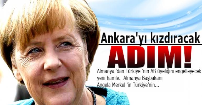 Ankara'yı kızdıracak adım!